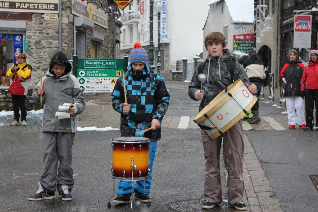 Galerie Flashmob - Music à la Neige 2013