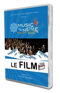 DVD Music à la Neige 2013
